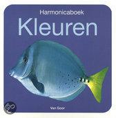 Harmonicaboek Kleuren