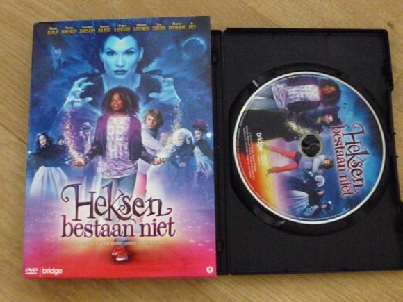Heksen bestaan niet DVD