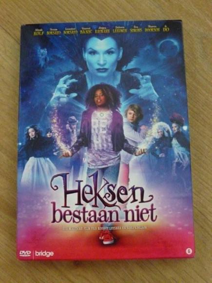Heksen bestaan niet DVD  (2)