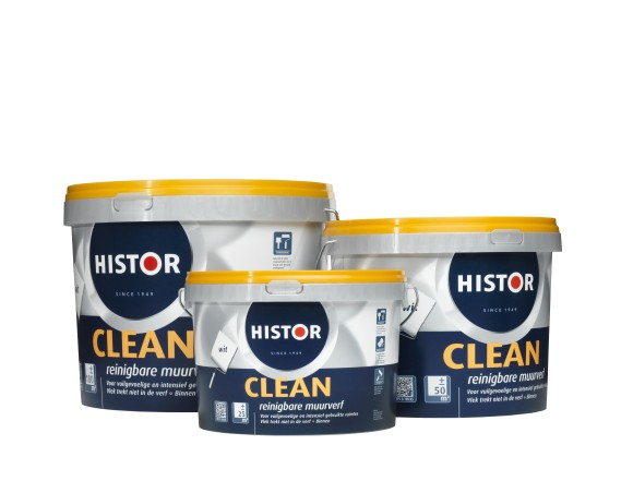 Histor Clean assortiment