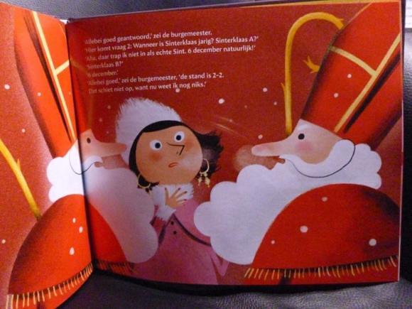 Sinterklaas en de dubbelganger