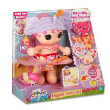 lalaloopsy babies diaper surprise 9