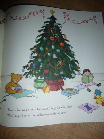 Belle & Boo  en het vrolijke kerstfeest