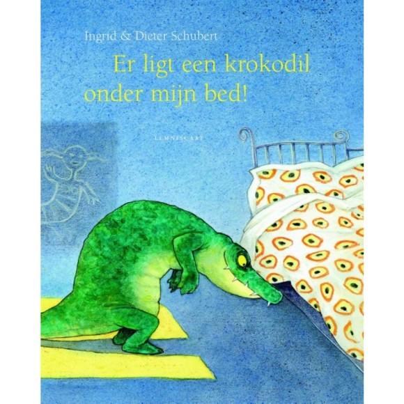 Er ligt een krokodil onder mijn bed