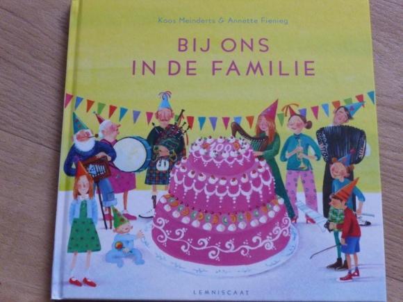 Nij ons in de familie (2)