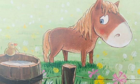 het meisje en de pony 2