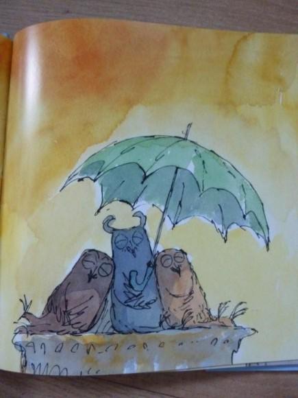 Drie kleine uiltjes (3)