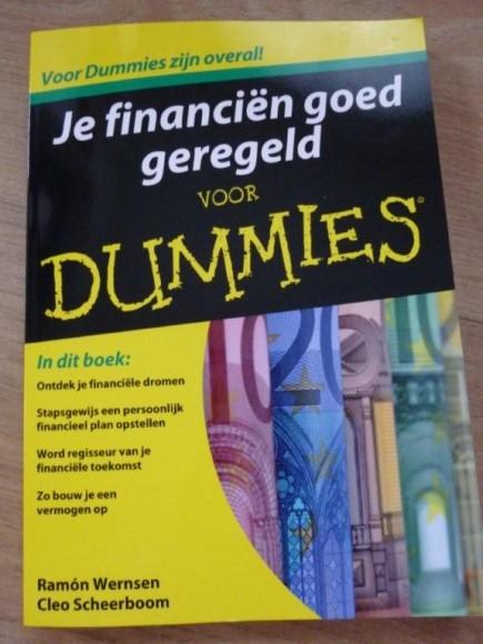 Je financien goed geregeld voor dummies (2)
