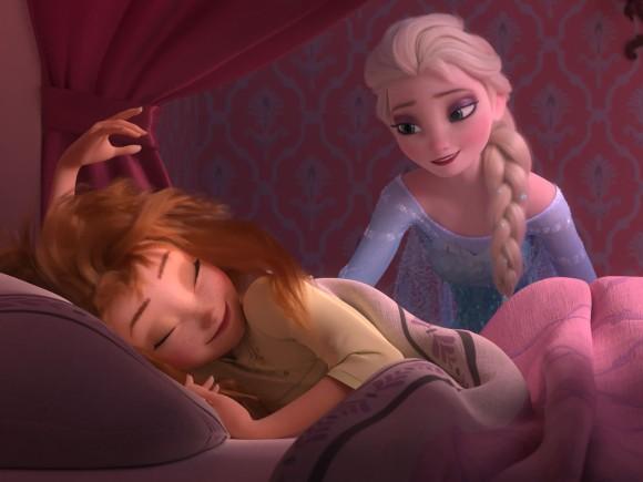 Elsa-anna-frozen