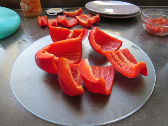 paprika recept