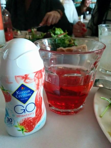 Karvan Cevitam Go Strawberry