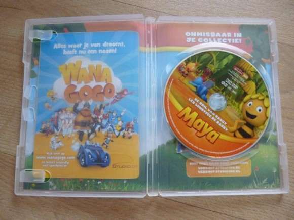 Maya DVD