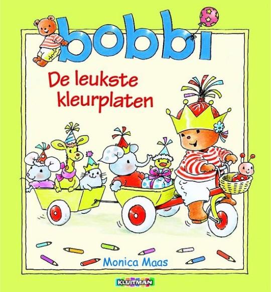 Bobbi Kleurboek CVR 2015.indd