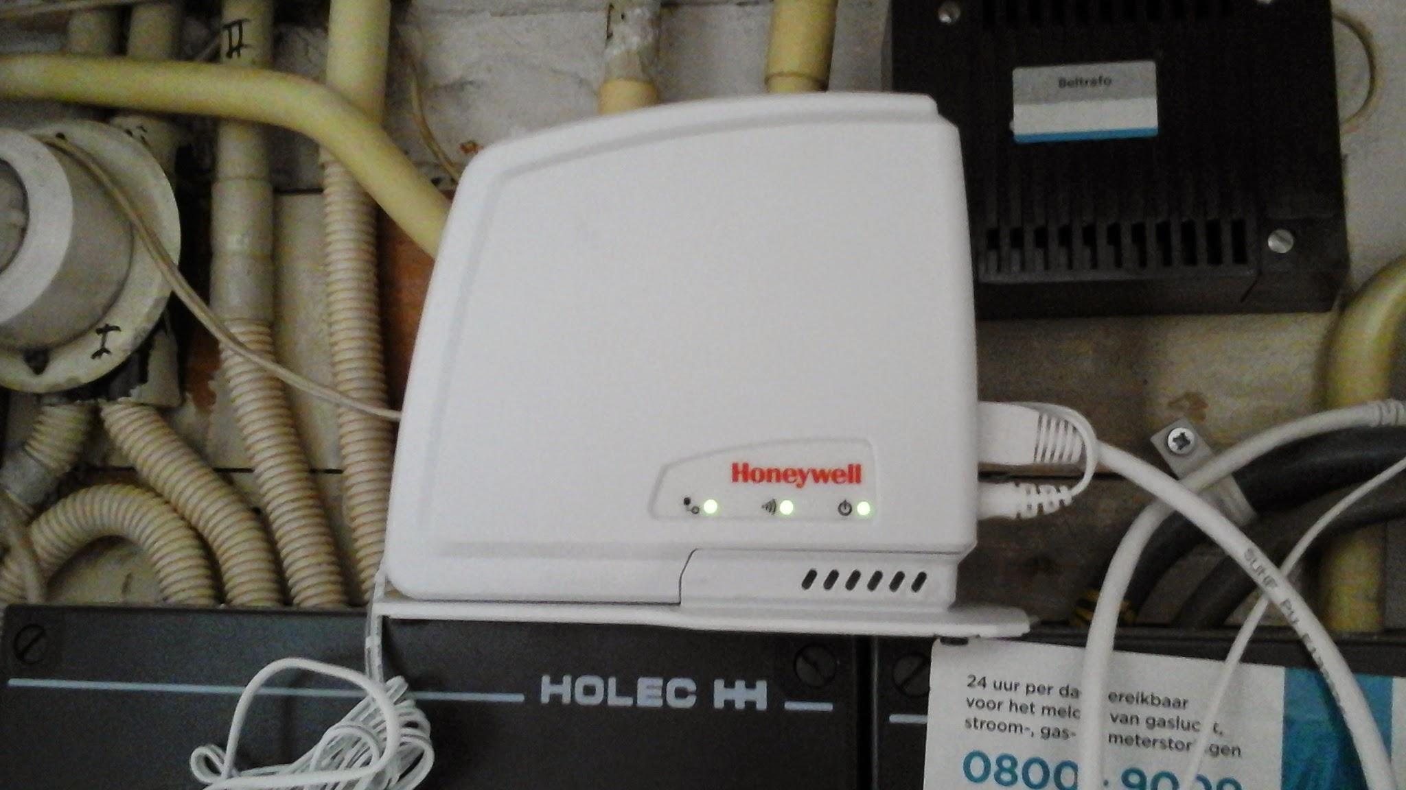 Honeywell Badkamer Verwarming : Honeywell round connected therostaat eenvoudig en perfect