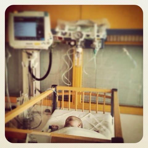 Daan ziekenhuis