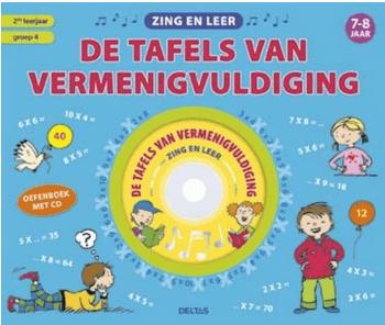 tafels-leren-boek-cd