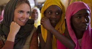 Hanna in WFP SAFE center