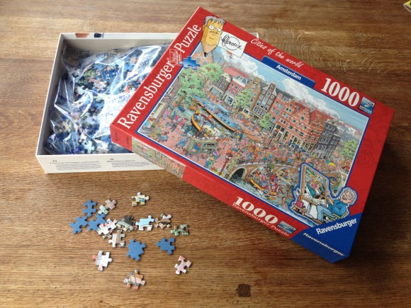 Ravensburger Cities of the world Amsterdam 2