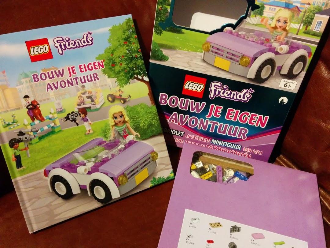 Lego friends bouw je eigen avontuur for Bouw je eigen badkamer
