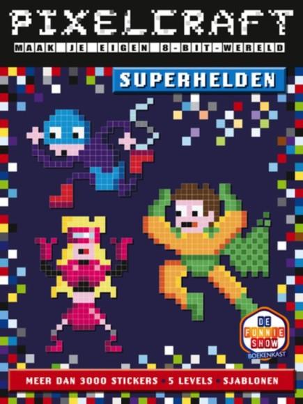 pixelcraft superhelden 7