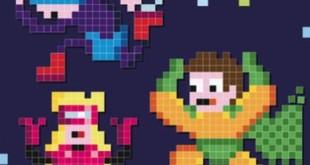 pixelcraft superhelden uitgelicht beeld