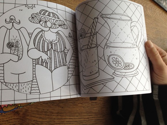 Kleuren Met De Dikke Dames Trotsemoeders Magazine Voor Moeders