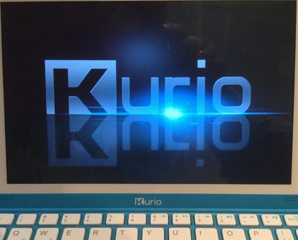 Kurio Smart Laptop Logo