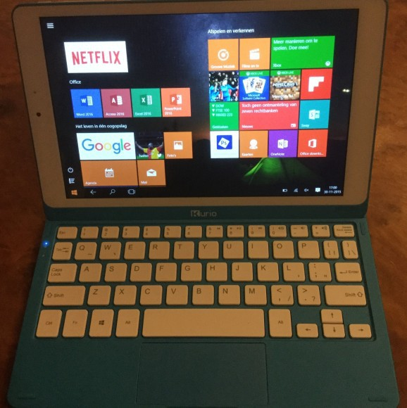 Kurio Smart Laptop