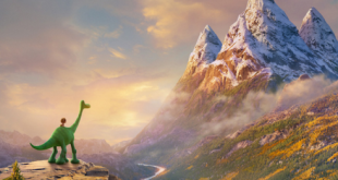 The good Dinosaur, Disney, 3D film, animatie