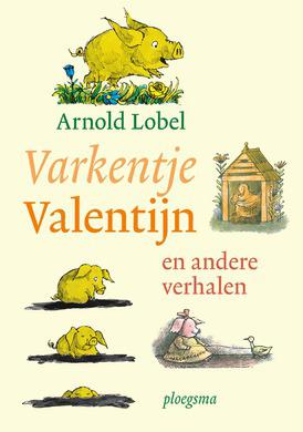 cover Varkentje valantijn en andere verhalen