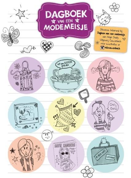 dagboek van een modemeisje 2