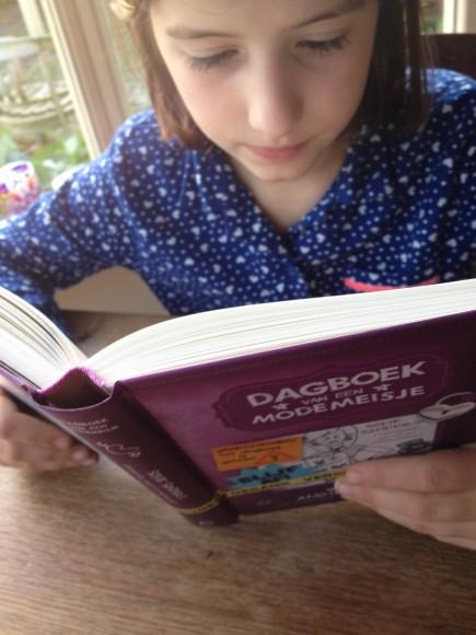 dagboek van een modemeisje 4