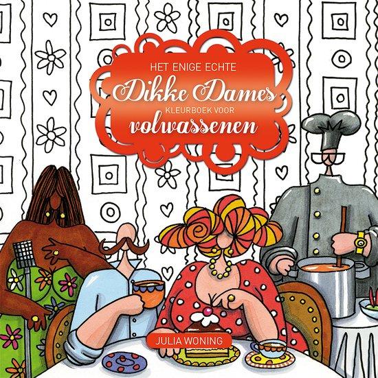 Kleurplaten Voor Volwassenen Handen.Kleuren Met De Dikke Dames Trotsemoeders Magazine Voor Moeders