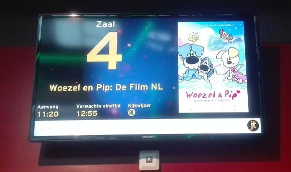 WoezelenPip Sloddervos JT bioscoop Hilversum
