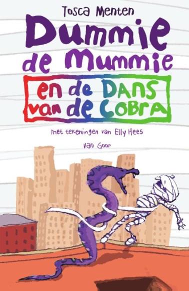 cover dummie de mummie en de dans van de cobra