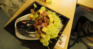 fruit traktatie