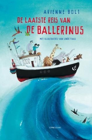 cover ballerinus