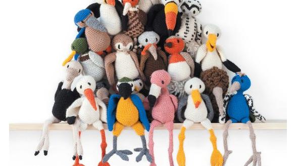 Vreemde Vogels Haken Recensie Fotos Van Het Resultaat
