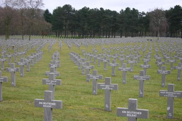 Ysselsteyn Militaire Duitse begraafplaats graven3