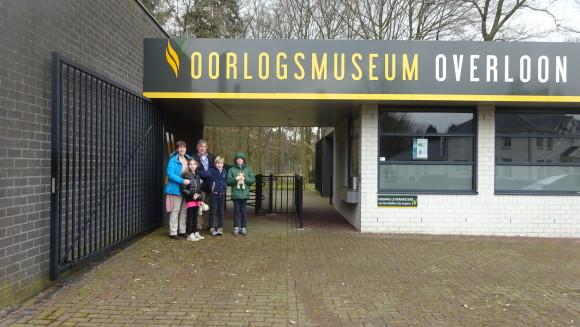 Bezoek aan Oorlogsmuseum Overloon