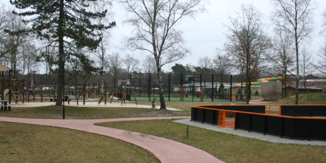Vakantiepark De Schatberg sportplaza
