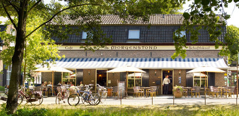 Limburg Griendtsveen Cafe herberg De Morfgenstond