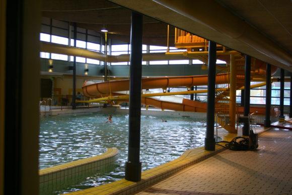Vakanttiepark De Schatberg binnenzwembad