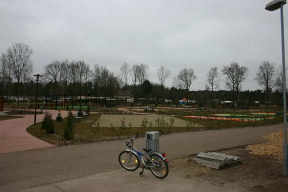 Vakanttiepark De Schatberg spel en sport park