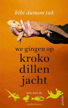 krokodillenjacht cover