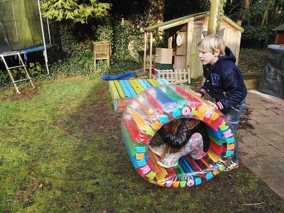 Roller wheel rollen in de tuin recensie met video trotsemoeders magazine voor moeders door - Tuinmodellen met rollen ...