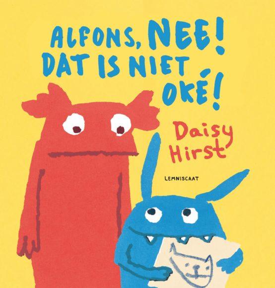 Voorkant Alfons, Nee dat is niet oké!