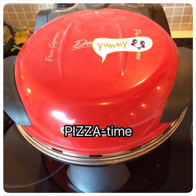 pizzaoven bewerkt