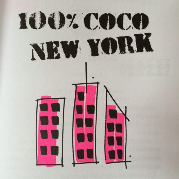 100% coco NY titelpagina