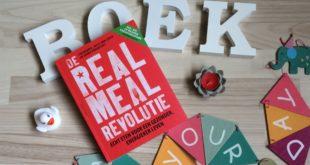 De real meal revolutie_boekcover_uitgelicht